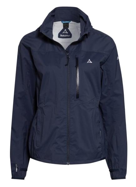 Schöffel Outdoor-Jacke NEUFUNDLAND4, Farbe: BLAU (Bild 1)