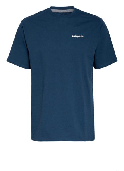 patagonia T-Shirt P-6, Farbe: BLAU (Bild 1)