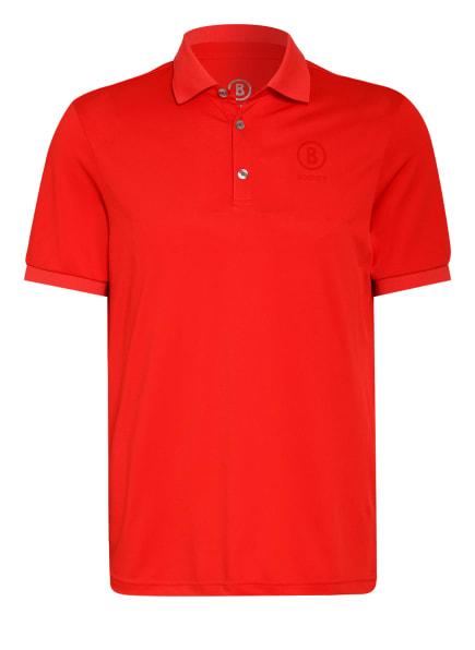 BOGNER Piqué-Poloshirt DANIEL, Farbe: ROT (Bild 1)