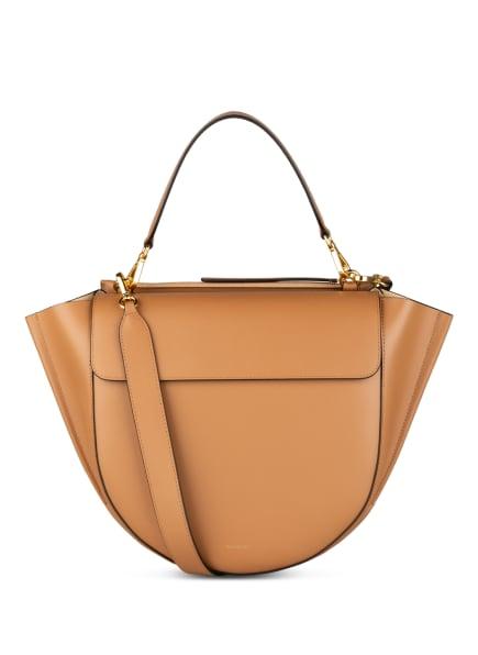 WANDLER Handtasche HORTENSIA BIG, Farbe: BRAUN (Bild 1)