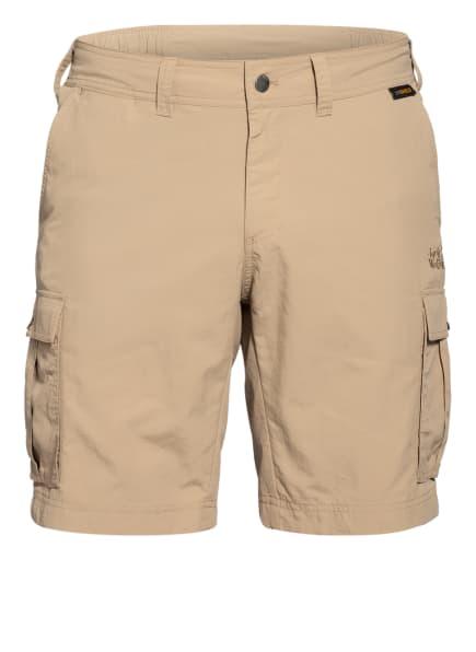Jack Wolfskin Outdoor-Shorts CANYON, Farbe: BEIGE (Bild 1)