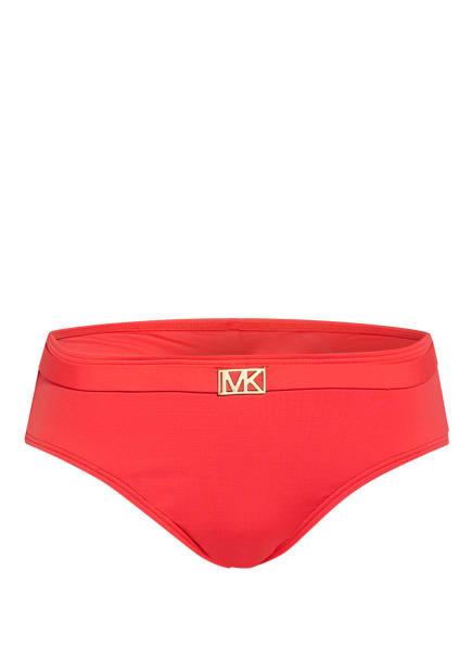 MICHAEL KORS Bikini-Hose, Farbe: ROT (Bild 1)