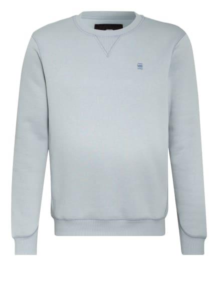 G-Star RAW Sweatshirt , Farbe: BLAUGRAU/ HELLBLAU (Bild 1)