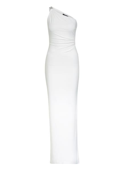 LAUREN RALPH LAUREN One-Shoulder-Kleid, Farbe: WEISS (Bild 1)