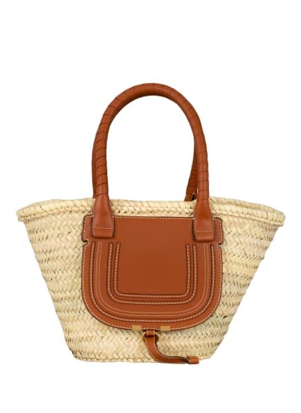 Chloé Shopper BASKET MARCIE, Farbe: 25M TAN (Bild 1)