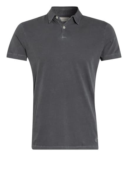Marc O'Polo Jersey-Poloshirt Regular Fit, Farbe: DUNKELGRAU (Bild 1)