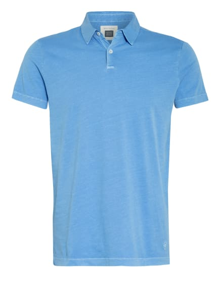 Marc O'Polo Jersey-Poloshirt Regular Fit, Farbe: HELLBLAU (Bild 1)