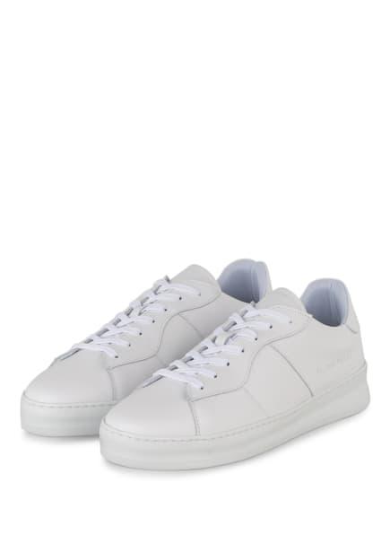FILLING PIECES Sneaker LIGHT PLAIN COURT, Farbe: WEISS (Bild 1)