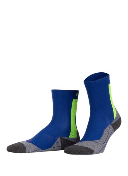 FALKE Running-Socken ACHILLES , Farbe: 6451 ATHLETIC BLUE (Bild 1)