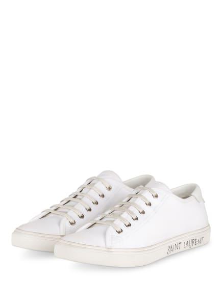 SAINT LAURENT Sneaker MALIBU, Farbe: WEISS (Bild 1)