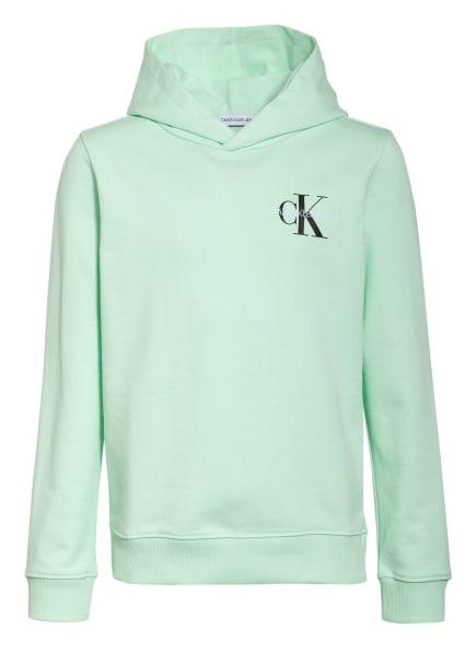 Calvin Klein Hoodie, Farbe: MINT (Bild 1)