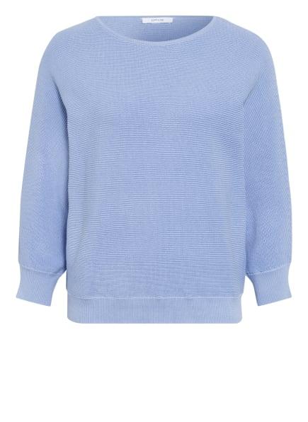 OPUS Pullover PELAYA mit 3/4-Arm, Farbe: HELLBLAU (Bild 1)