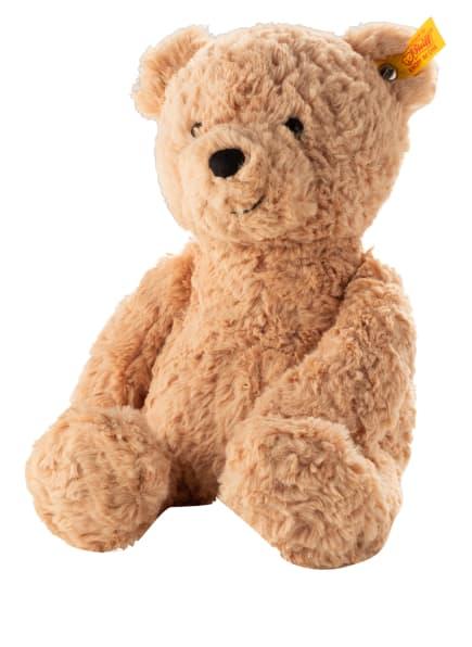 Steiff Teddybär-Kuscheltier JIMMY TEDDYBÄR, Farbe: HELLBRAUN (Bild 1)