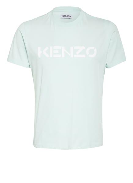 KENZO T-Shirt LOGO CLASSIC, Farbe: MINT (Bild 1)