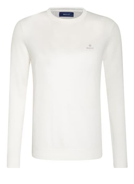 GANT Pullover, Farbe: WEISS (Bild 1)