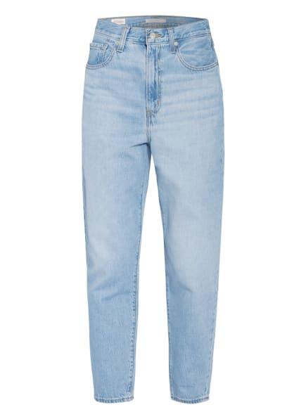 Levi's® Jeans HIGH LOOSE TAPER, Farbe: 08 Med Indigo - Worn In (Bild 1)