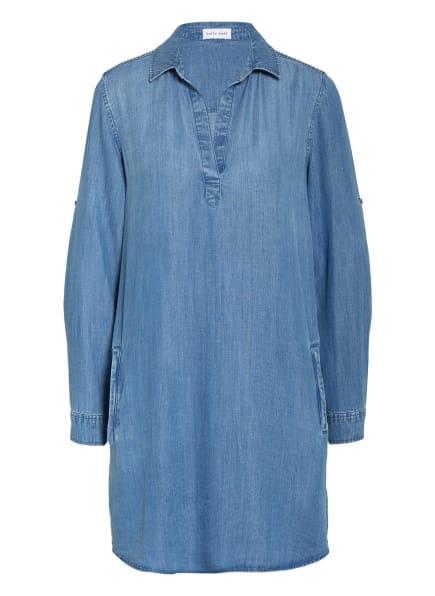 bella dahl Kleid in Jeansoptik, Farbe: MEDIUM OMBRE WASH (Bild 1)