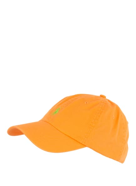 POLO RALPH LAUREN Cap , Farbe: ORANGE (Bild 1)