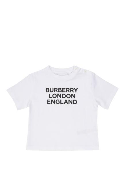 BURBERRY T-Shirt, Farbe: WEISS/ SCHWARZ (Bild 1)