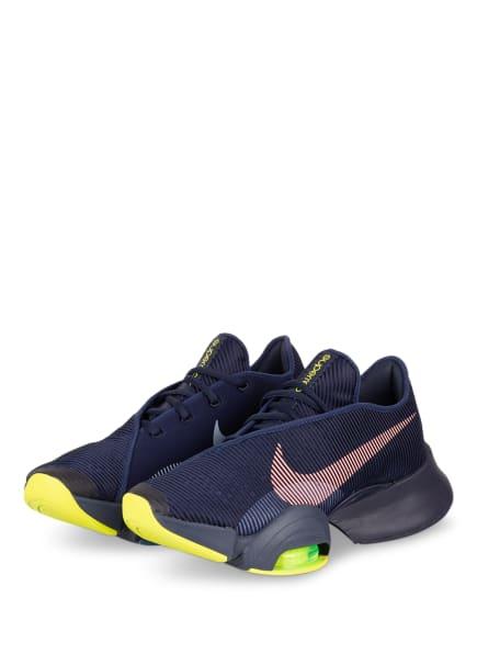 Nike Trainingsschuhe AIR ZOOM SUPERREP 2, Farbe: DUNKELBLAU (Bild 1)