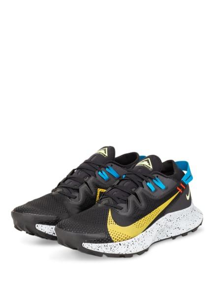 Nike Trailrunning-Schuhe PEGASUS TRAIL 2, Farbe: SCHWARZ/ NEONROT (Bild 1)