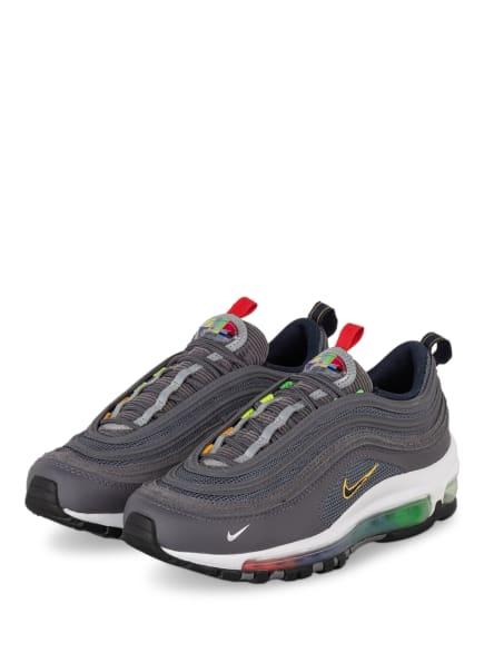 Nike Sneaker AIR MAX 97 EOI, Farbe: DUNKELGRAU/ DUNKELGRÜN (Bild 1)