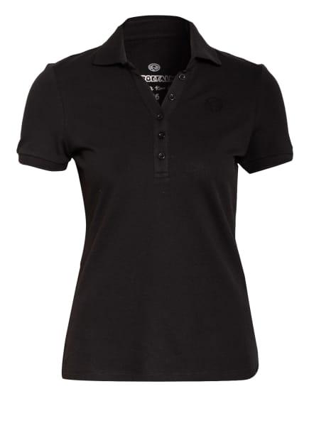 SPORTALM Piqué-Poloshirt, Farbe: SCHWARZ (Bild 1)