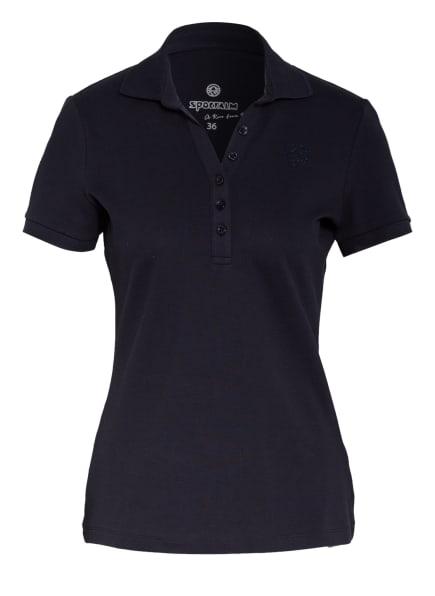 SPORTALM Piqué-Poloshirt, Farbe: DUNKELBLAU (Bild 1)