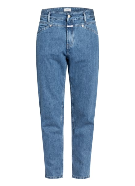 CLOSED Jeans Relaxed Fit, Farbe: MBL MID BLUE (Bild 1)