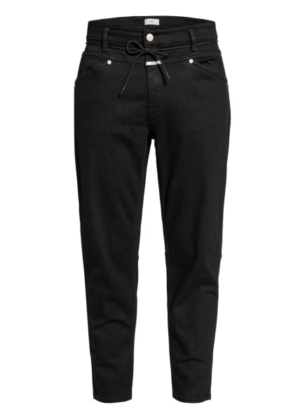 CLOSED Jeans Relaxed Fit, Farbe: BBK BLACK/BLACK (Bild 1)