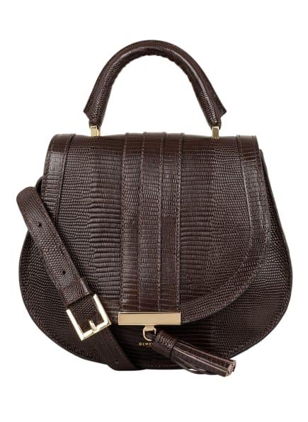 DeMellier Handtasche VENICE MINI , Farbe: DUNKELBRAUN (Bild 1)
