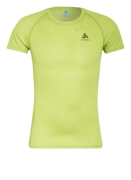 odlo Funktionswäsche-Shirt ACTIVE F-DRY LIGHT ECO, Farbe: HELLGRÜN (Bild 1)