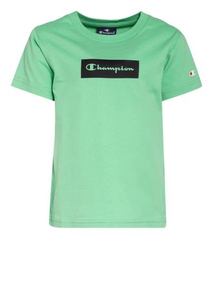 Champion T-Shirt , Farbe: HELLGRÜN (Bild 1)