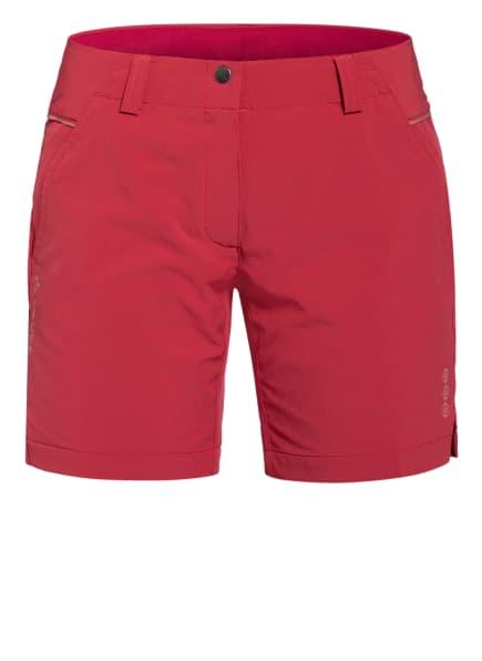 VAUDE Outdoor-Shorts SKOMER III, Farbe: DUNKELROT (Bild 1)