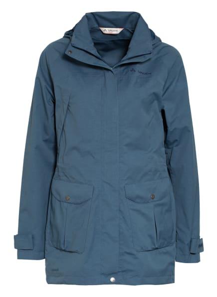 VAUDE Outdoor-Jacke SKOMER, Farbe: 981 BLUE GRAY (Bild 1)