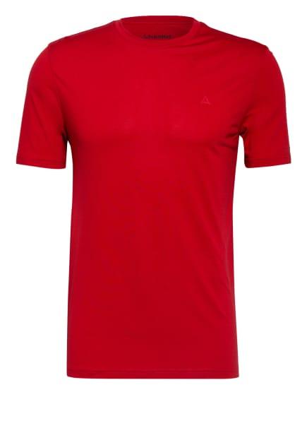 Schöffel T-Shirt HOCHWANNER, Farbe: ROT (Bild 1)