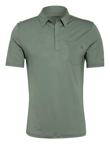 Schöffel Funktions-Poloshirt SCHEINBERG, Farbe: GRÜN (Bild 1)