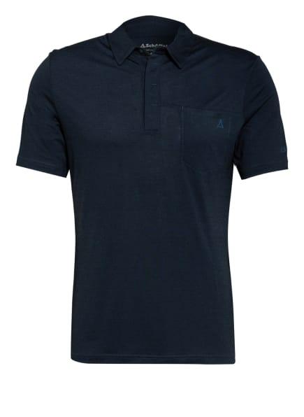 Schöffel Funktions-Poloshirt SCHEINBERG, Farbe: DUNKELBLAU (Bild 1)