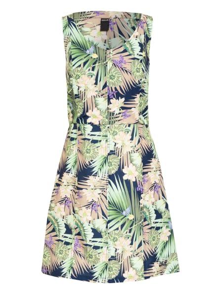 Jack Wolfskin Outdoor-Kleid PARADISE, Farbe: HELLGRÜN/ DUNKELBLAU/ CAMEL (Bild 1)