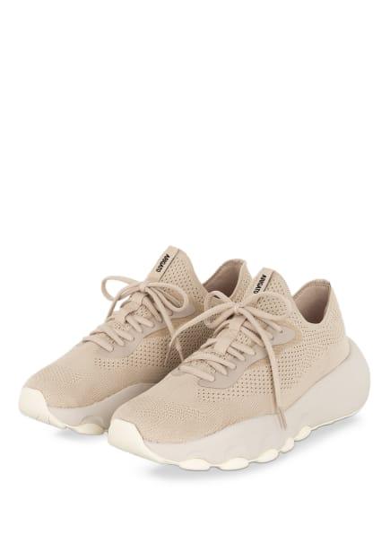 AXEL ARIGATO Plateau-Sneaker, Farbe: BEIGE (Bild 1)