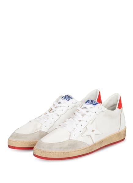 GOLDEN GOOSE Sneaker BALLSTAR, Farbe: WEISS (Bild 1)