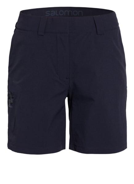 SALOMON Outdoor-Shorts WAYFARER, Farbe: NIGHT SKY (Bild 1)