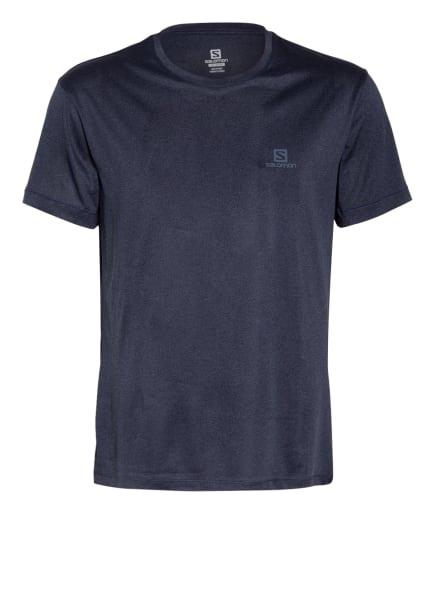 SALOMON T-Shirt EXPLORE, Farbe: BLAU (Bild 1)