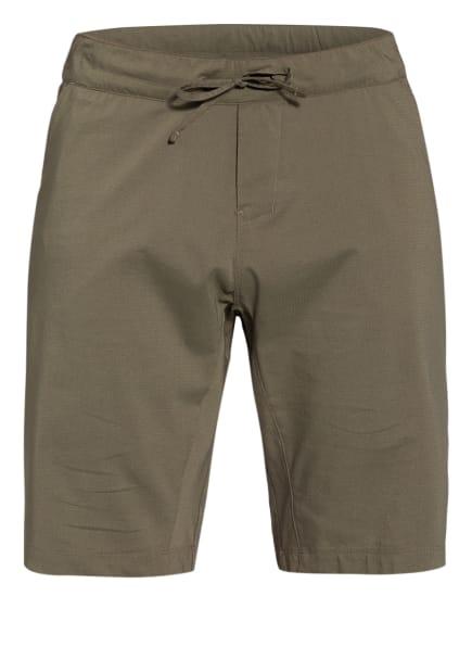 SALOMON Outdoor-Shorts EXPLORE, Farbe: OLIV (Bild 1)