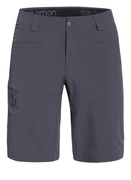SALOMON Outdoor-Shorts WAYFARER, Farbe: GRAU (Bild 1)