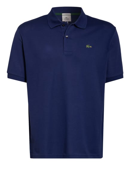 LACOSTE L!VE Piqué-Poloshirt, Farbe: DUNKELBLAU (Bild 1)