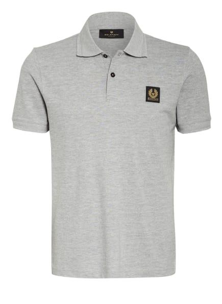 BELSTAFF Piqué-Poloshirt , Farbe: HELLGRAU (Bild 1)
