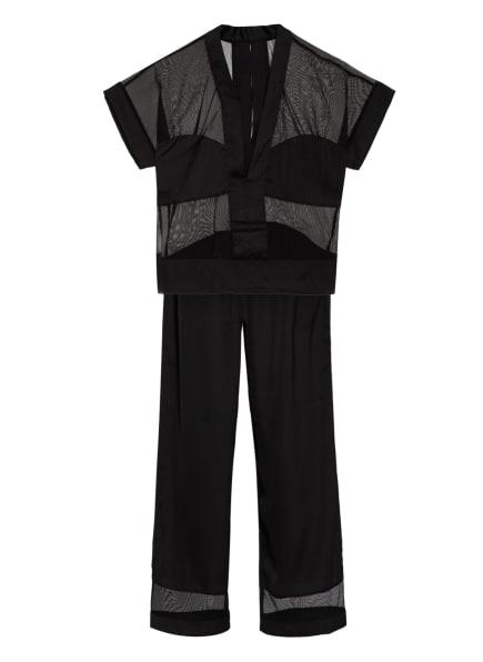 BLUEBELLA Schlafanzug RICHMOND, Farbe: SCHWARZ (Bild 1)