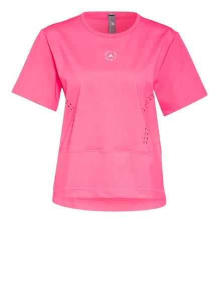 adidas by Stella McCartney T-Shirt TRUE STRENGTH, Farbe: NEONPINK (Bild 1)