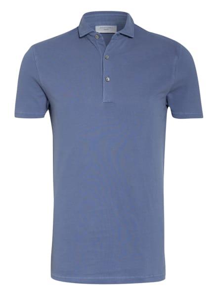 PROFUOMO Piqué-Poloshirt, Farbe: HELLBLAU (Bild 1)